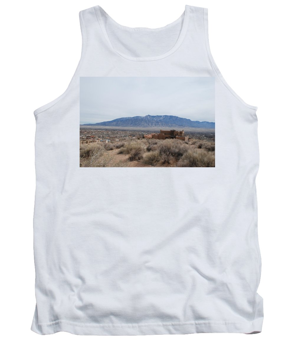 Mountians Tank Top featuring the photograph Shoulda Coulda Woulda by Rob Hans