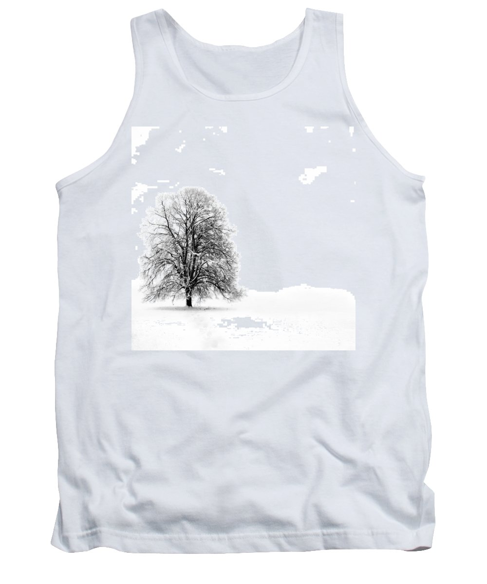 Landscape Tank Top featuring the photograph Silenzio by Jacky Gerritsen