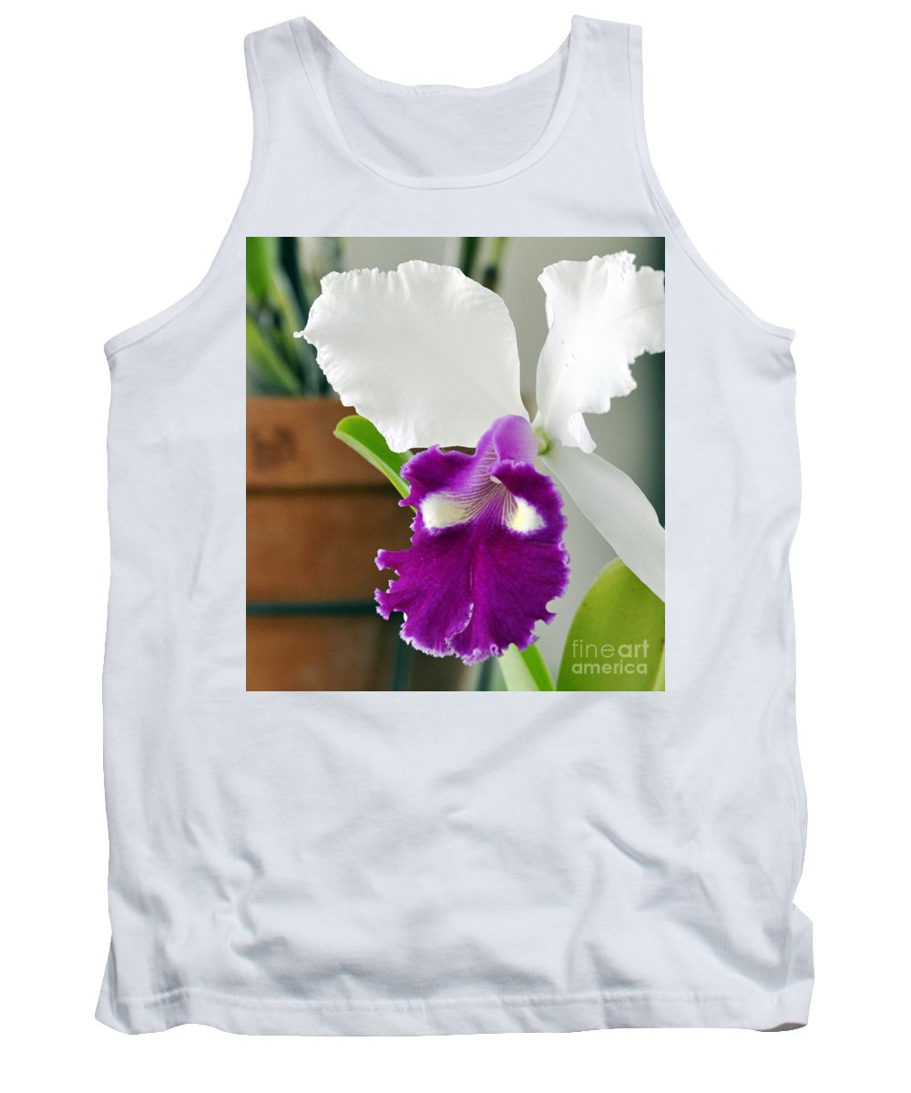 Clay Tank Top featuring the photograph Smile by Clayton Bruster