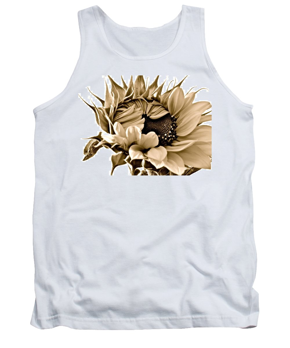 Photographs Tank Top featuring the photograph Sophisticated by Gwyn Newcombe