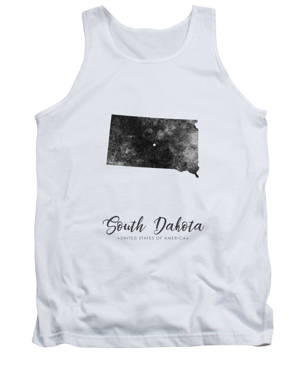 South Dakota Tank Tops