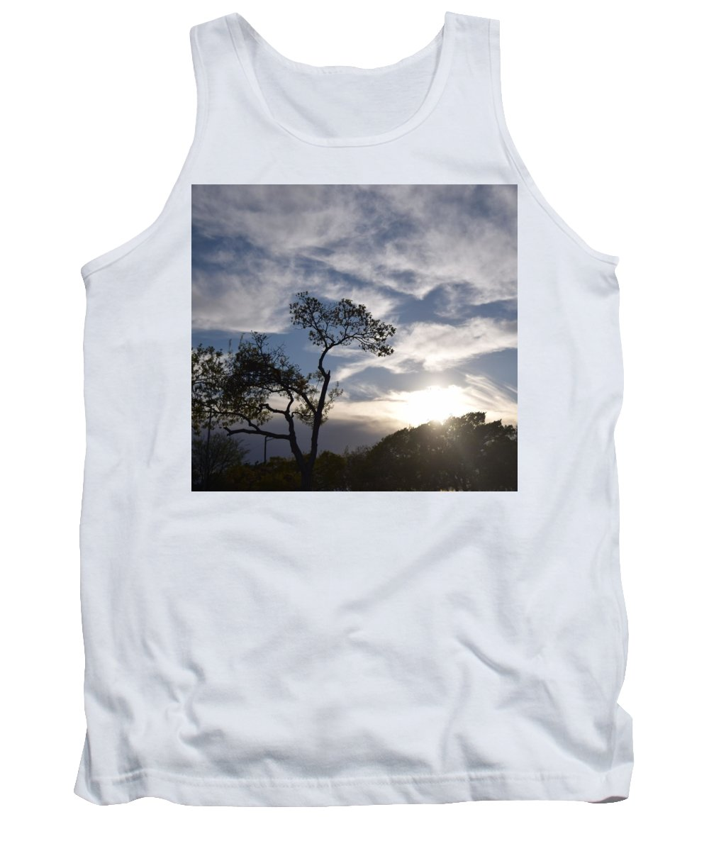 Splendor Tank Top featuring the photograph Splendor by Charla Harrison