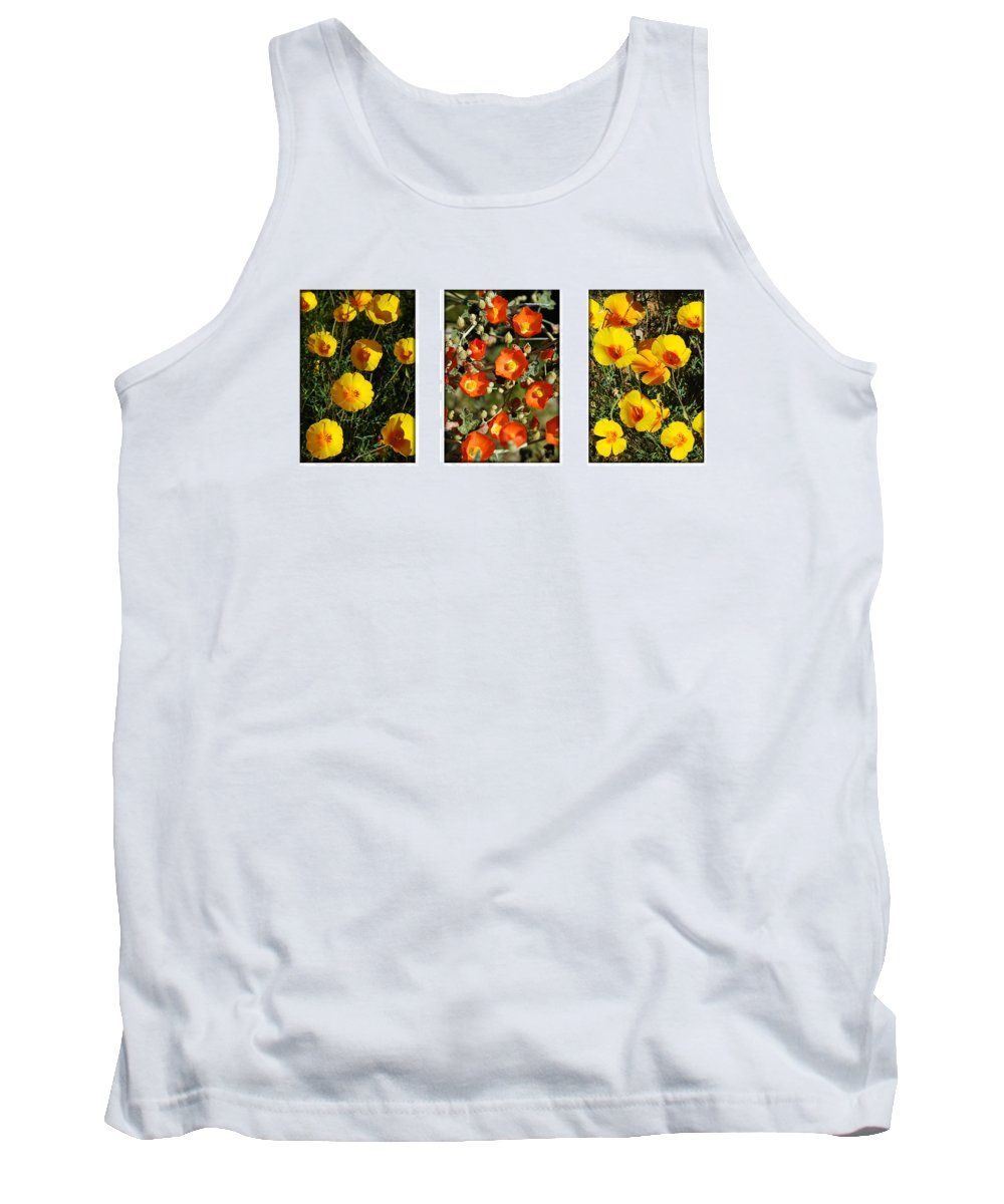 Arizona Tank Top featuring the photograph Spring - Desert Style 2 by Jill Reger