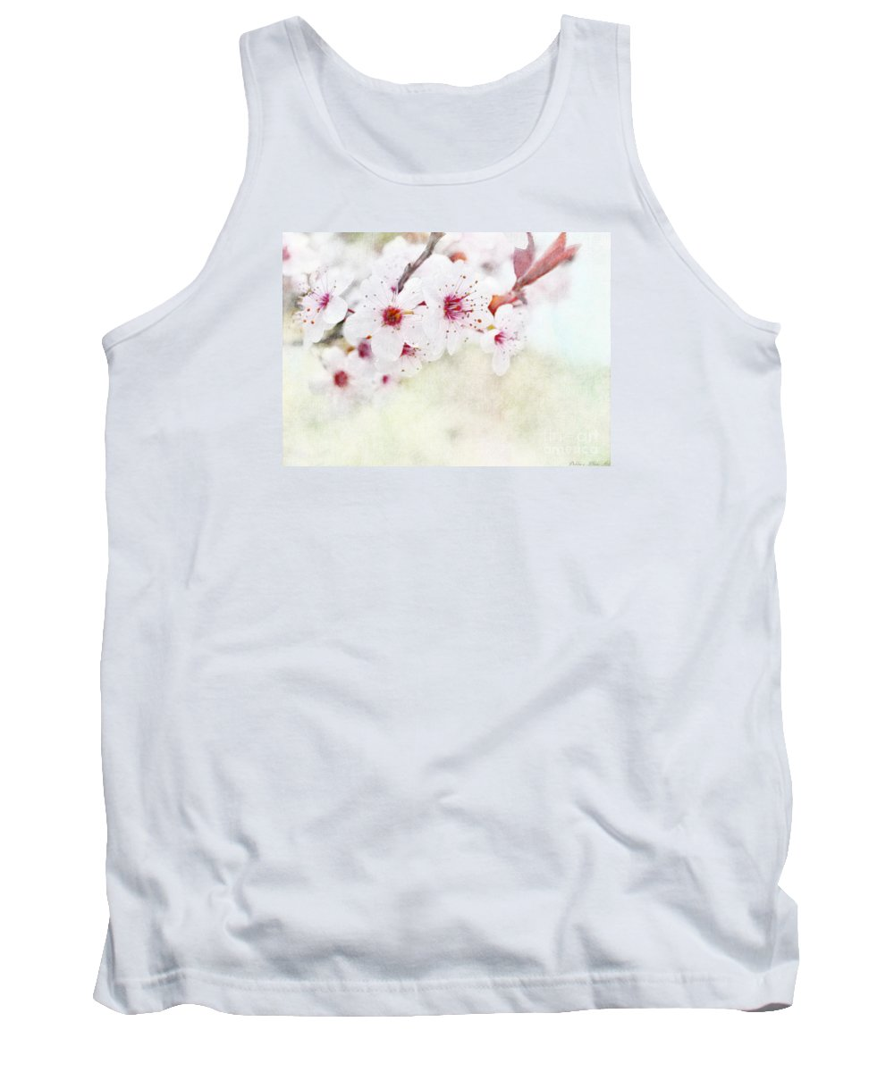 Nature Tank Top featuring the photograph Spring Glory 1 by Debbie Portwood