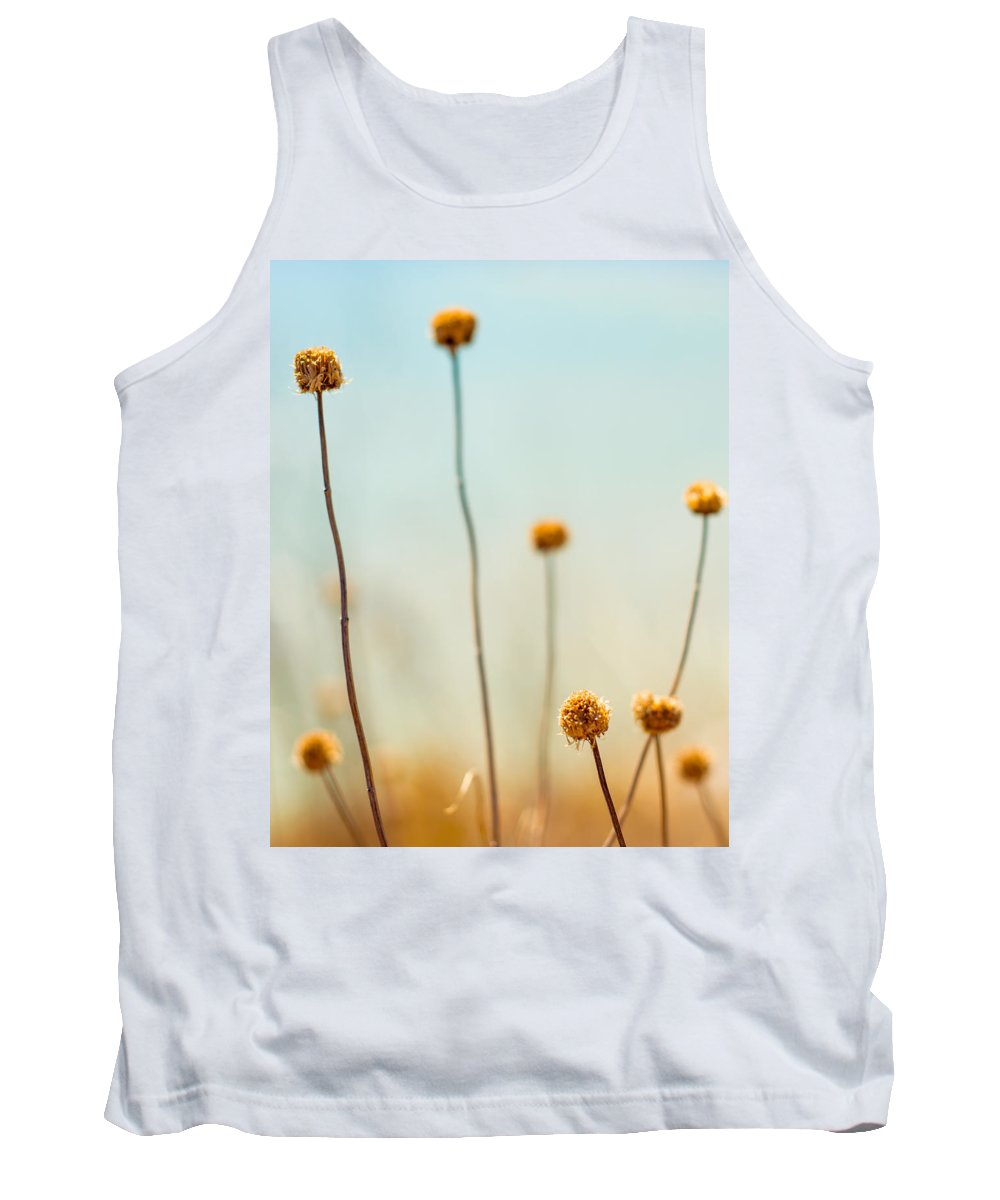 Simple Tank Top featuring the photograph Standing Tall by James Meyer