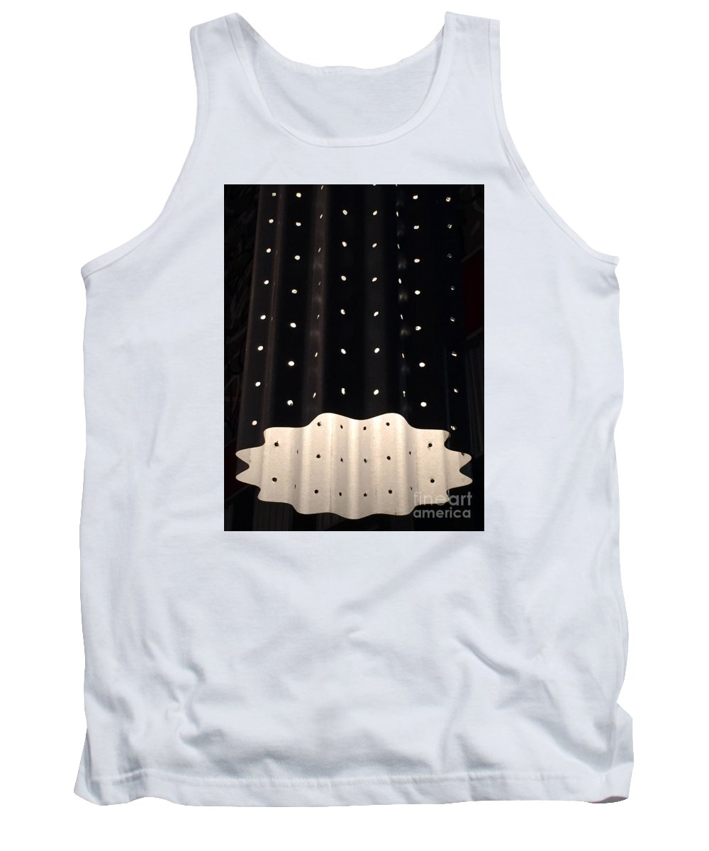 Lights Tank Top featuring the photograph Starry Starry Night by Rick Locke