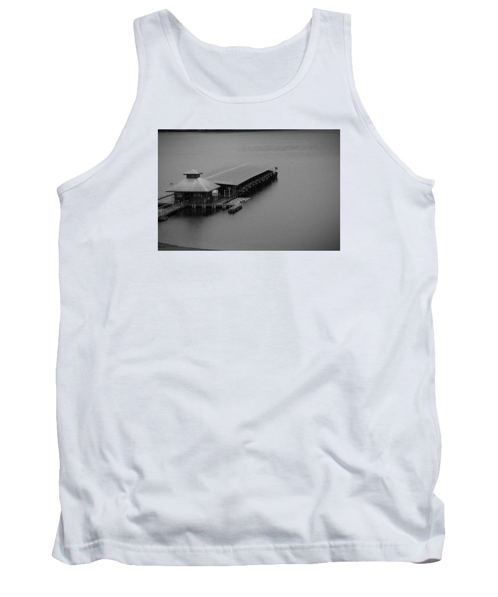 Lake Tank Top featuring the photograph Still Waters by Jessica Fronabarger