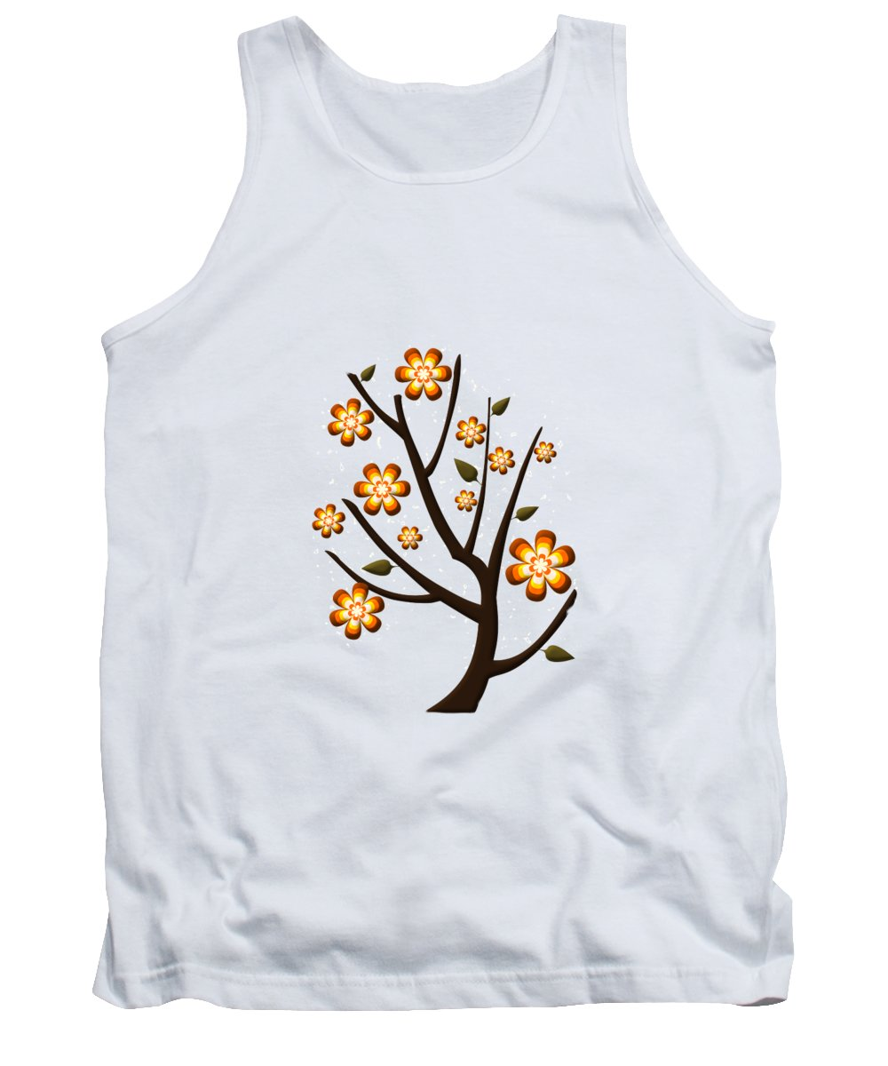 Olive Branch Tank Tops