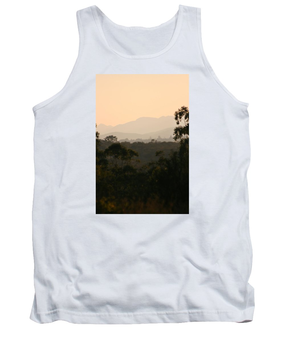 Africa Tank Top featuring the photograph Sunset In Limpopo by Andrew Parker