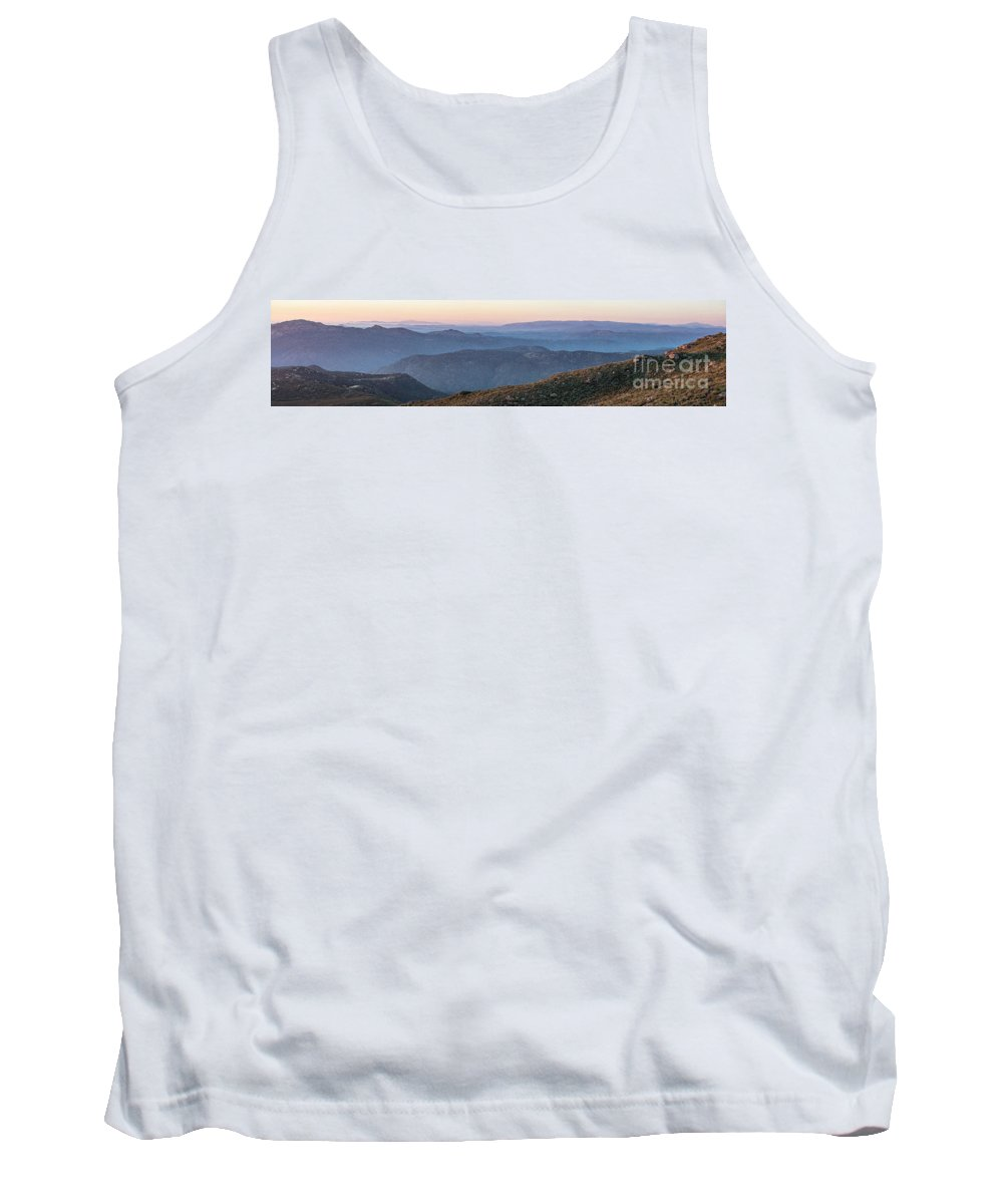 San Diego Tank Top featuring the photograph #superbloom Sunset by Ben Cipollini