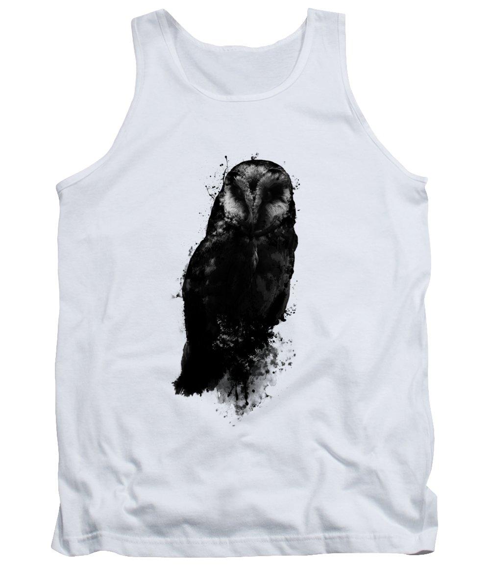 Owl Tank Tops