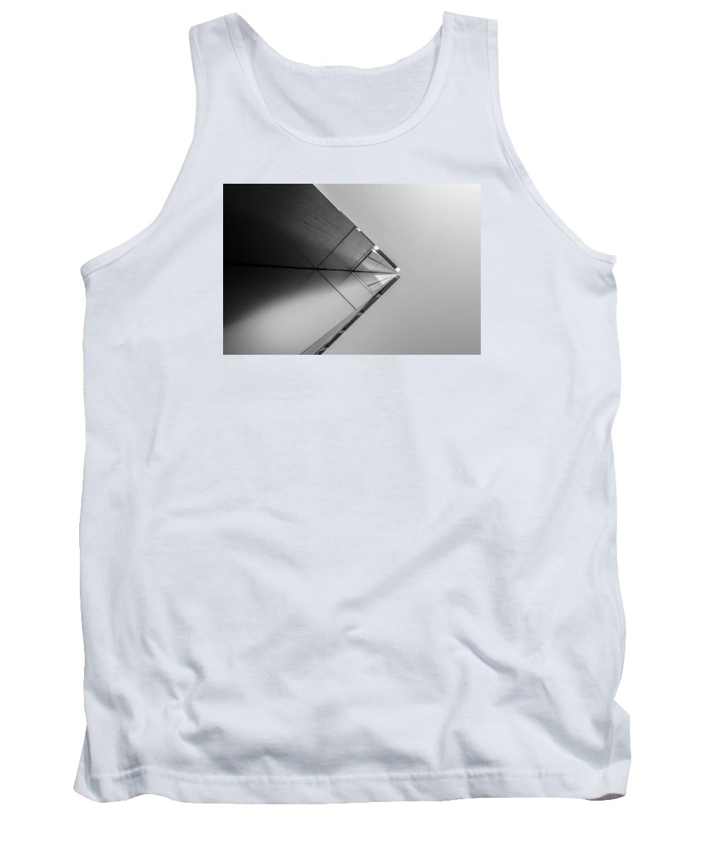Tank Top featuring the photograph The Point by Ben Baez