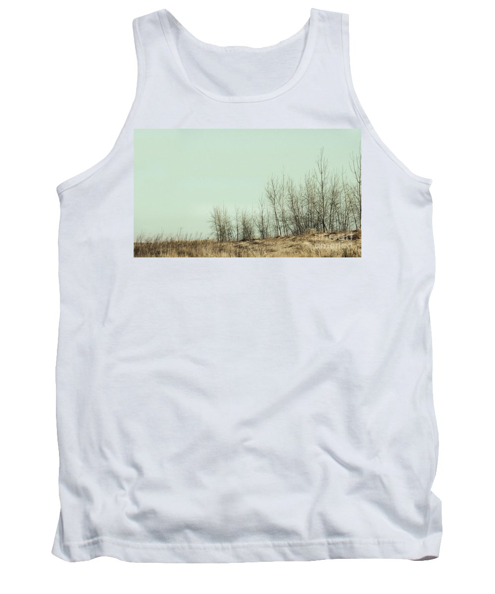Trees Tank Top featuring the photograph The Things We Should Have Done To End Up Somewhere Else by Dana DiPasquale