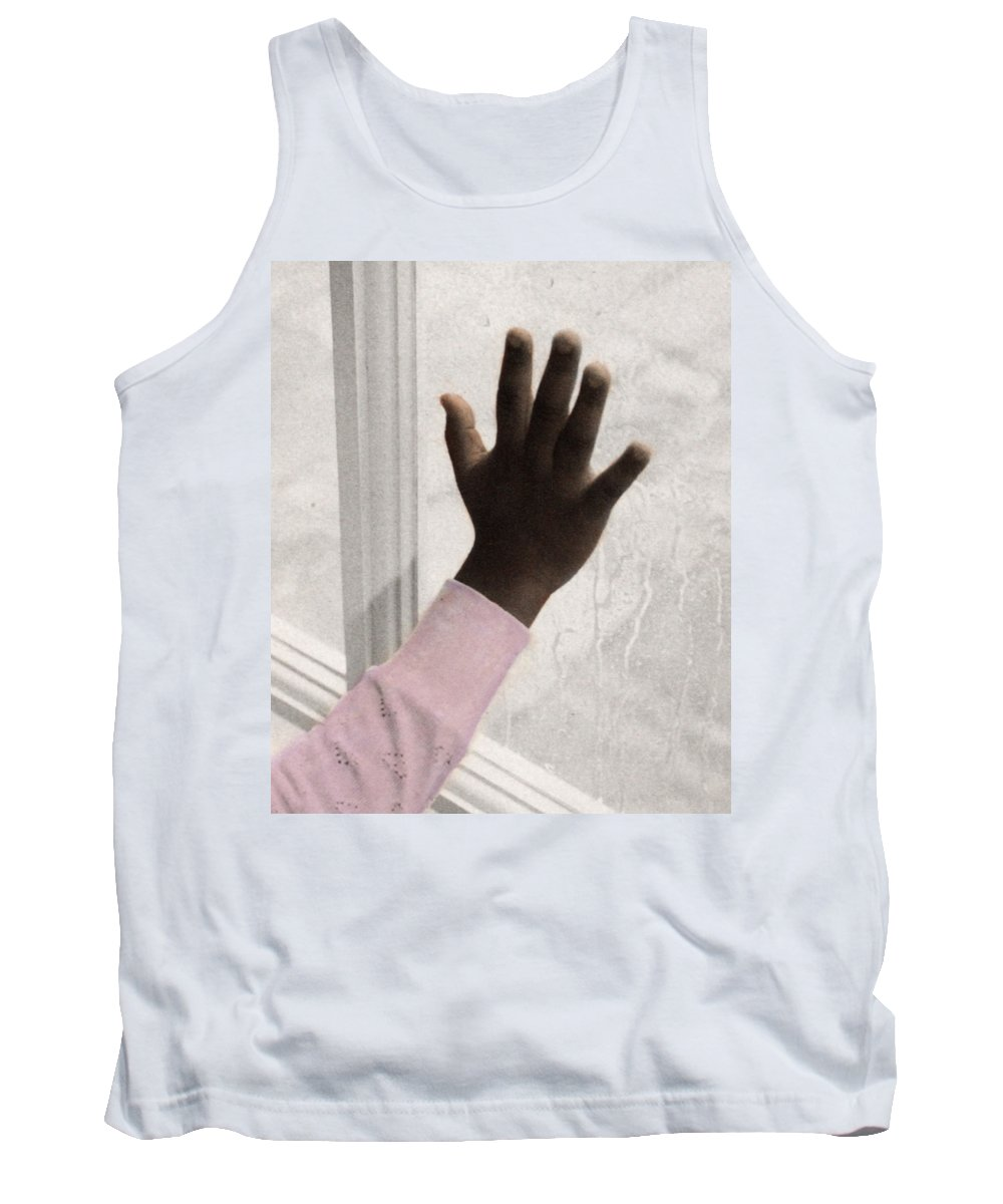 The Twelve Gifts Of Birth Tank Top featuring the photograph The Twelve Gifts Of Birth - Hope 2 by Jill Reger