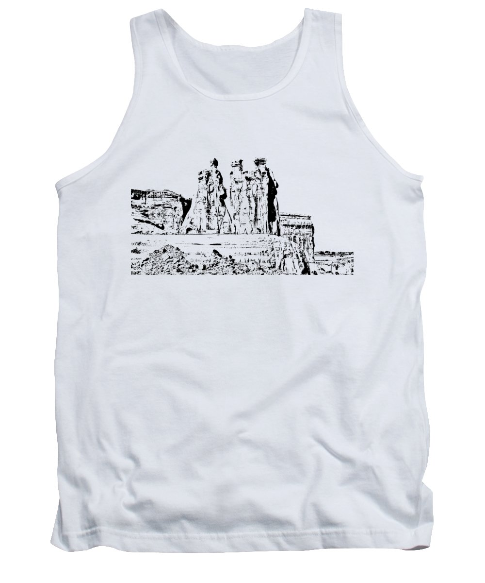 Geology Tank Tops