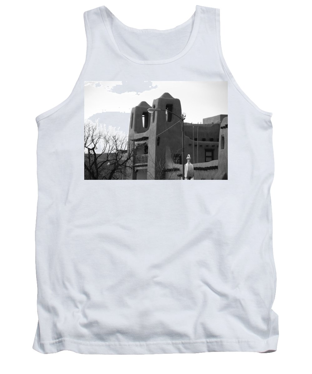 Architecture Tank Top featuring the photograph Town Hall by Rob Hans