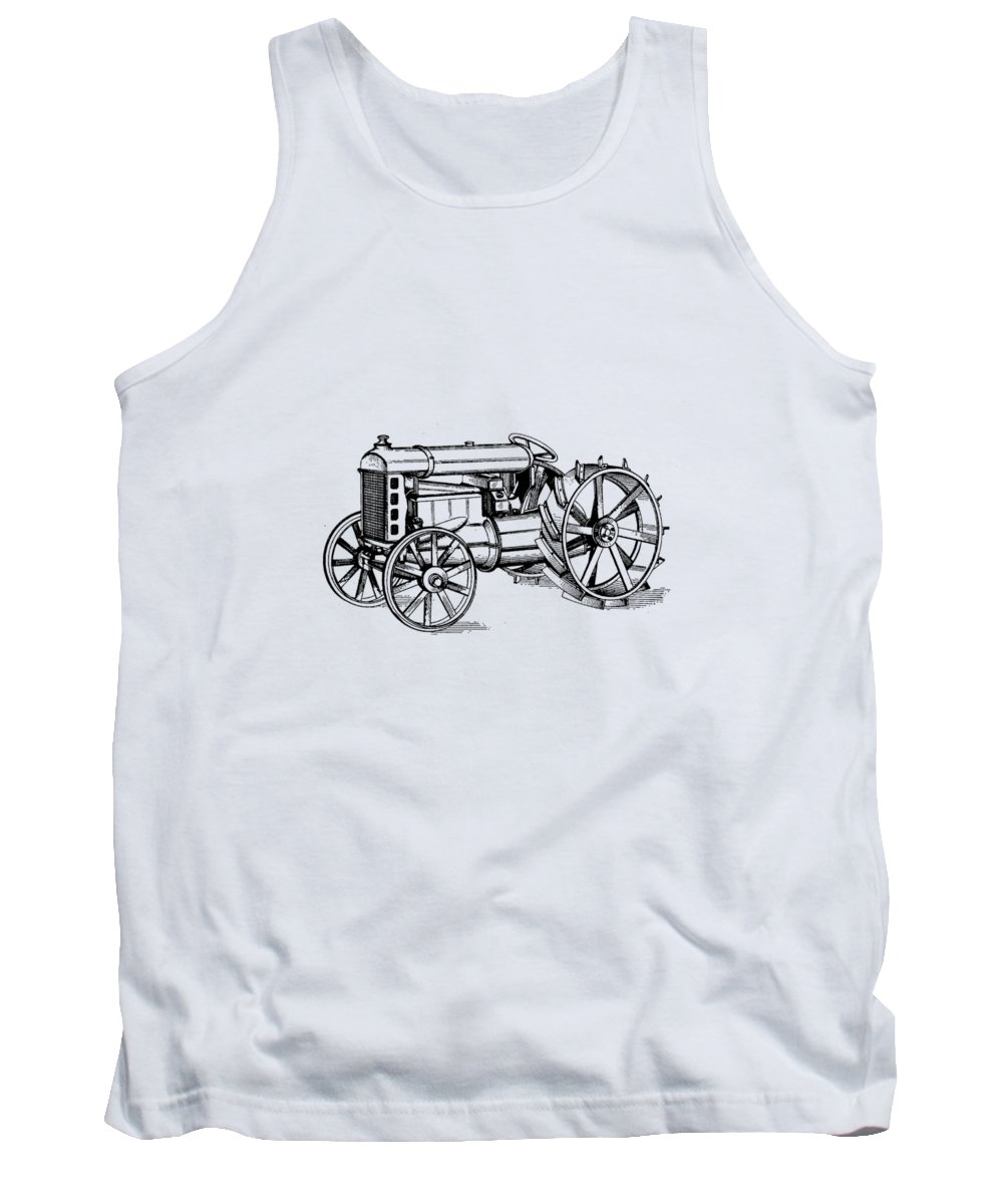 Farms Tank Tops