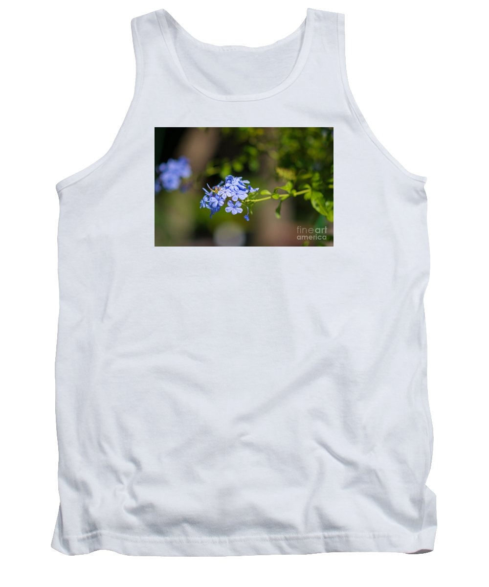 Landscape Tank Top featuring the photograph Tranquility by Melinda Pritzel