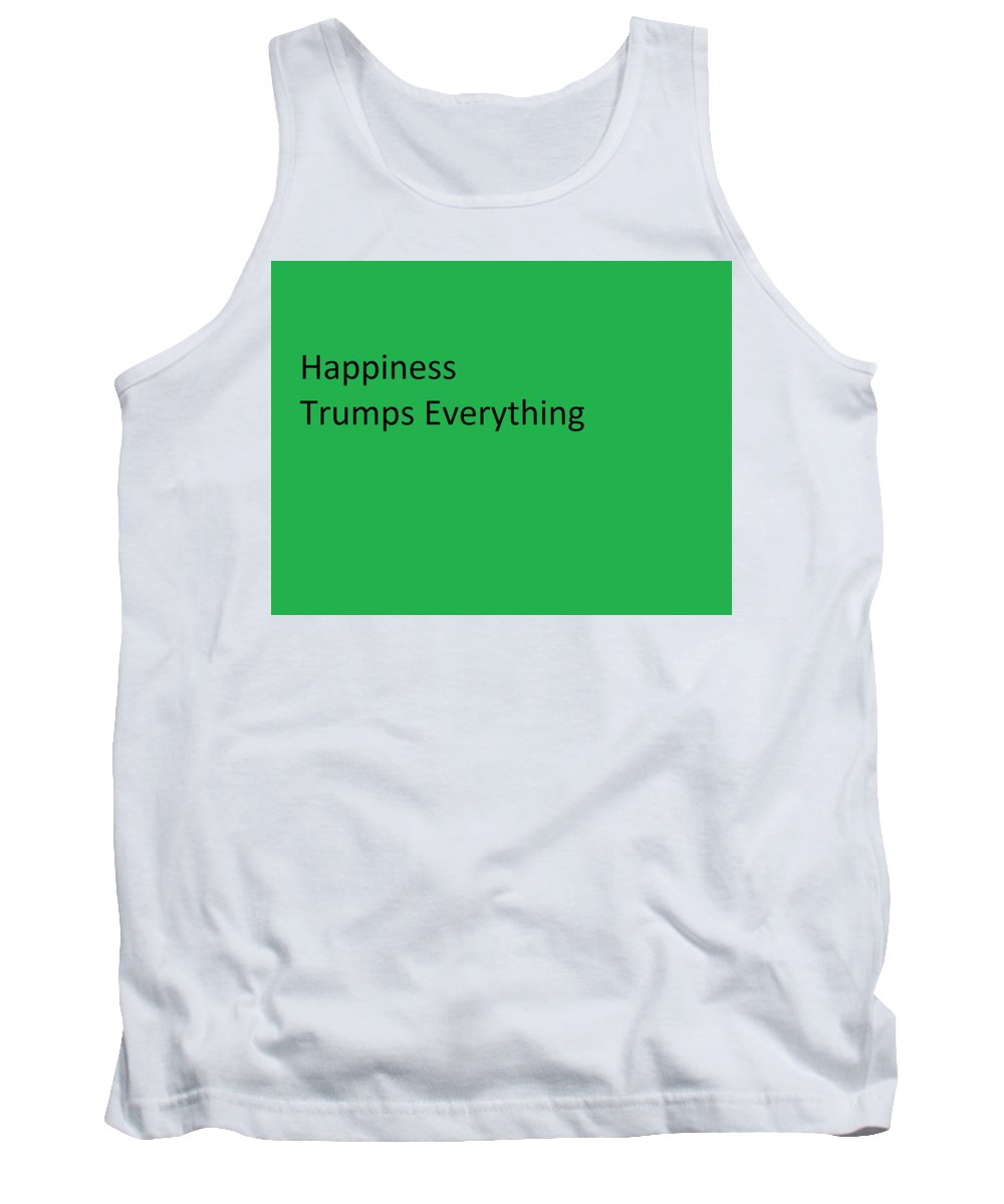 Happiness Tank Top featuring the photograph Truth Is by Aaron Martens