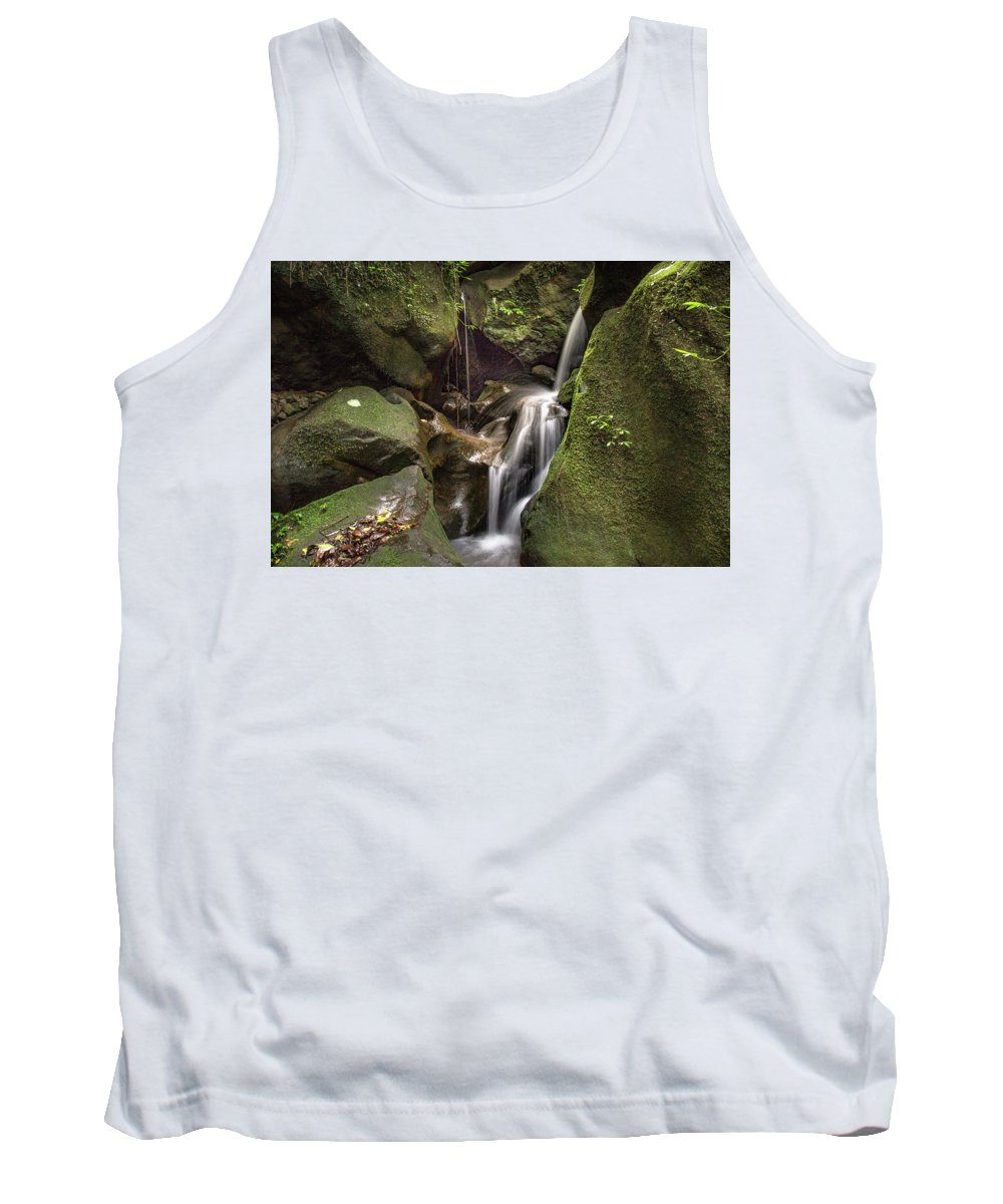 Australia Tank Top featuring the photograph Two by Stuart Mackenzie