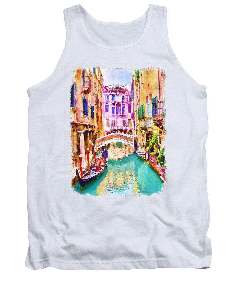 Venice Tank Tops