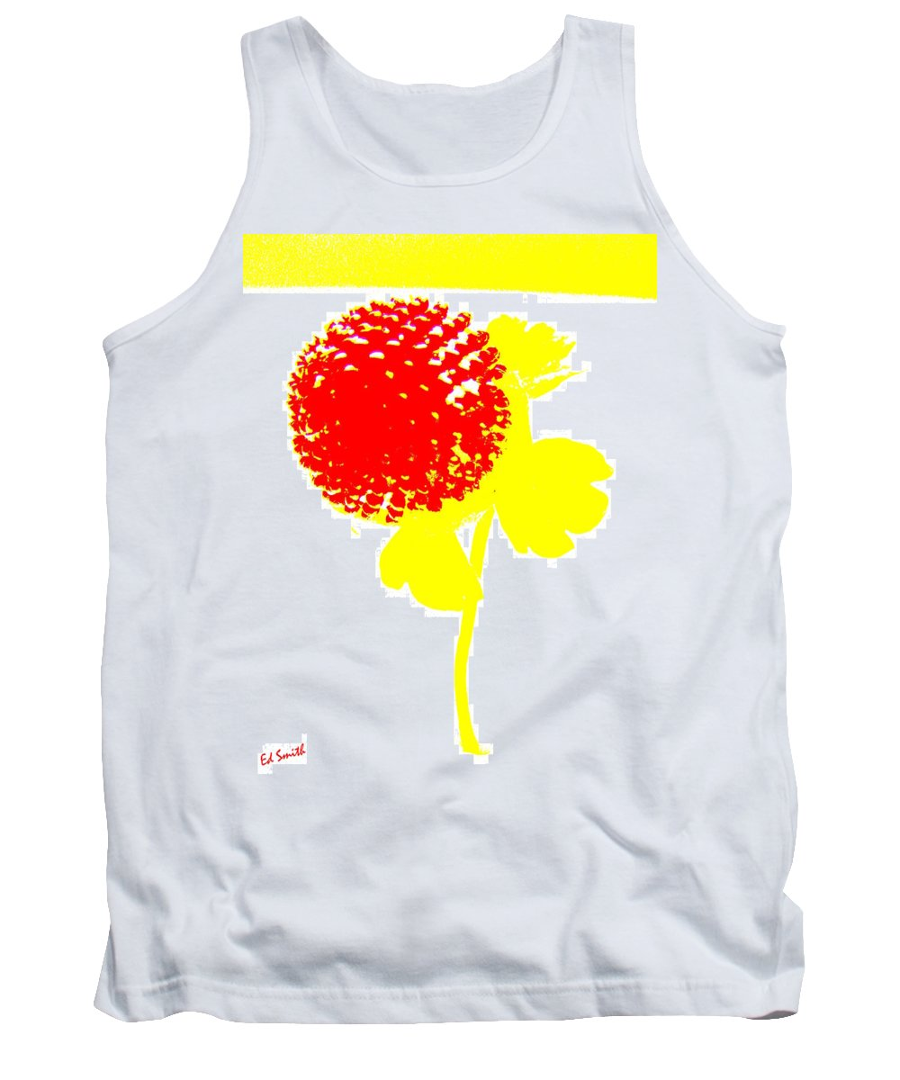 Very Berry Tank Top featuring the photograph Very Berry by Ed Smith