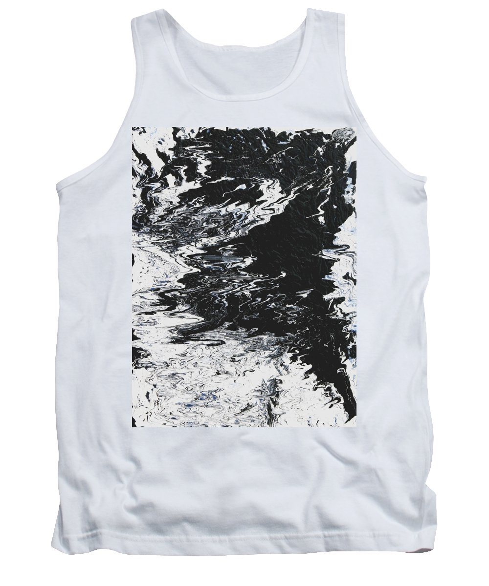 Fusionart Tank Top featuring the painting Victory by Ralph White