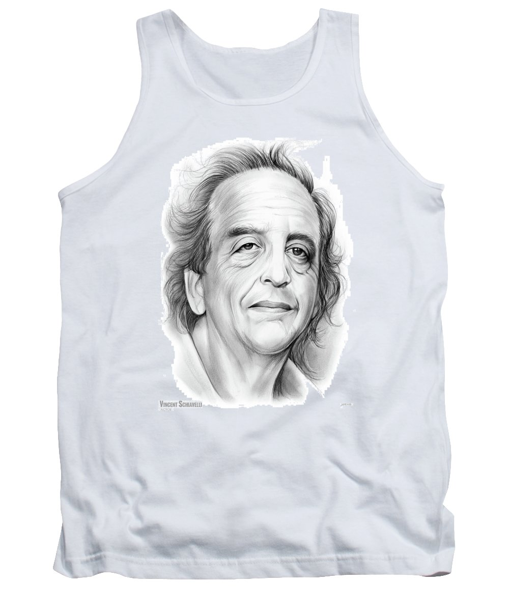 Stage Actor Tank Tops