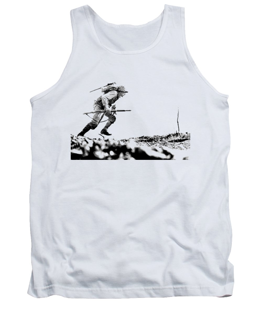 Death Valley Tank Tops