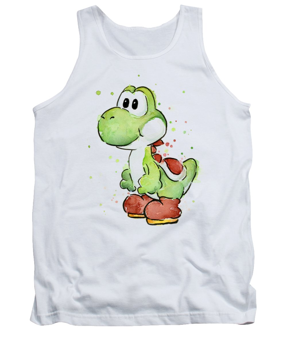 Extinct And Mythical Tank Tops