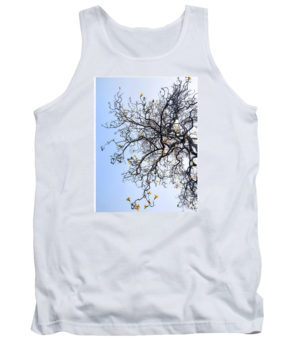Autumn Tank Top featuring the photograph Autumn by Priya Hazra