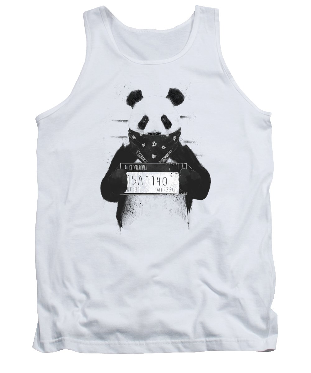 Streets Drawings Tank Tops