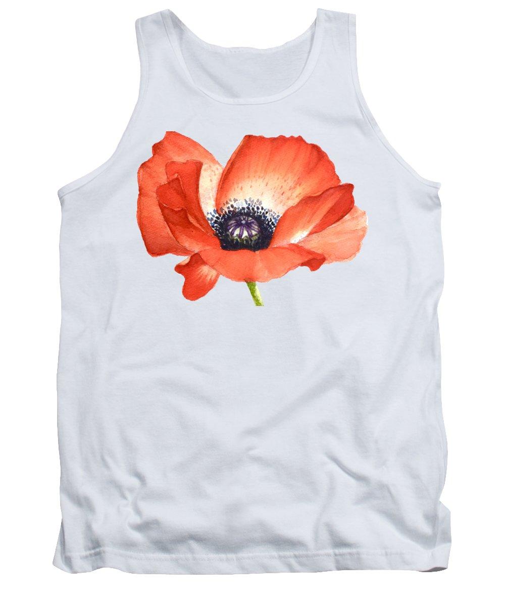 Poppy Seeds Tank Tops