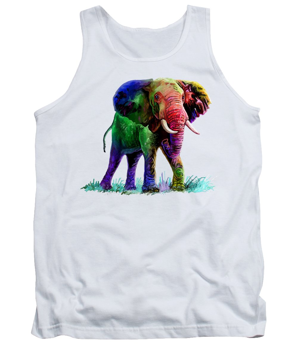 Water Towers Tank Tops