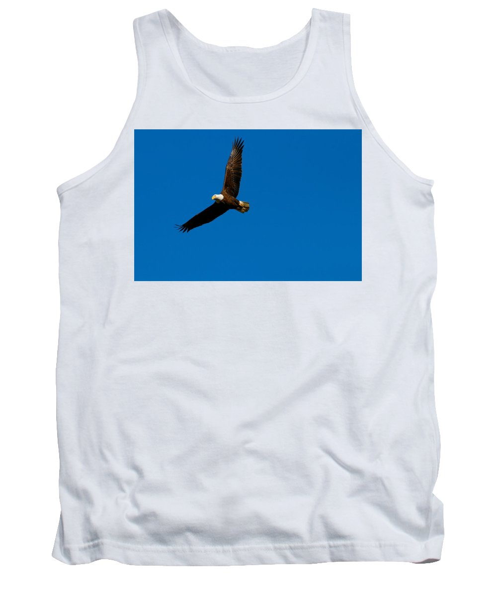Tank Top featuring the photograph Banking by Tony Umana