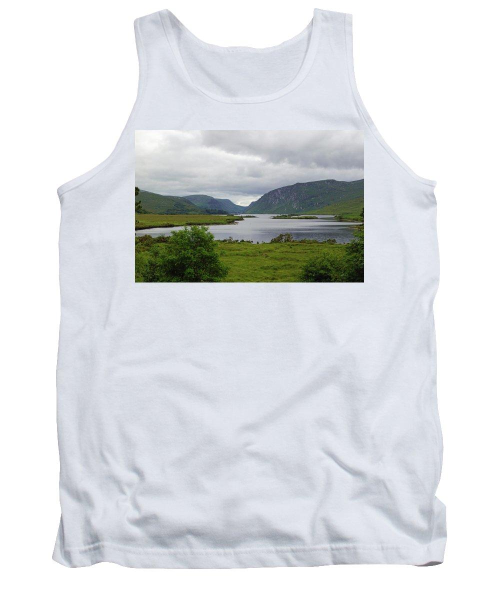 Mountain Tank Top featuring the photograph Glenveagh National Park by Babett Paul
