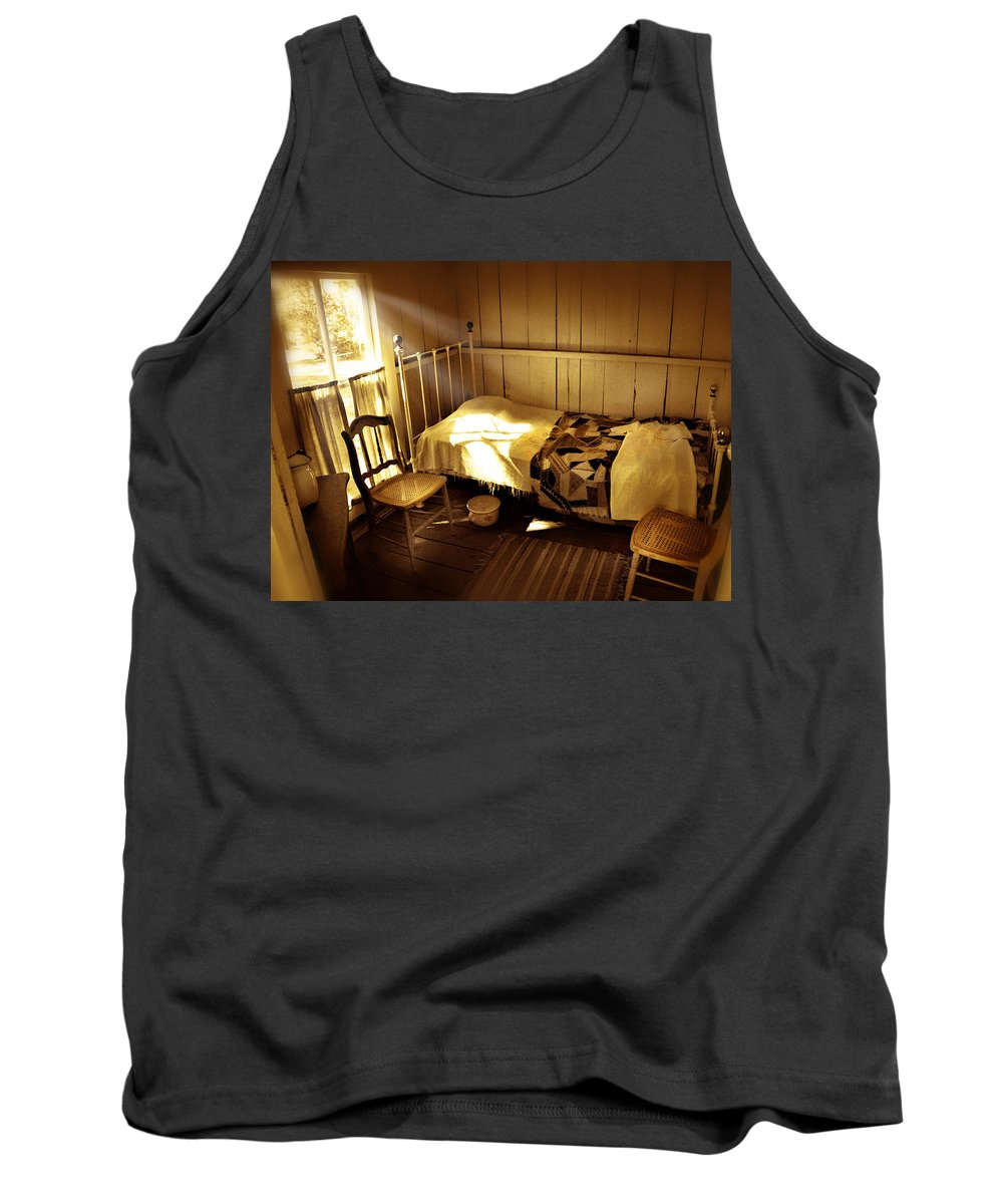 Bedroom Tank Top featuring the photograph Dreams by Mal Bray