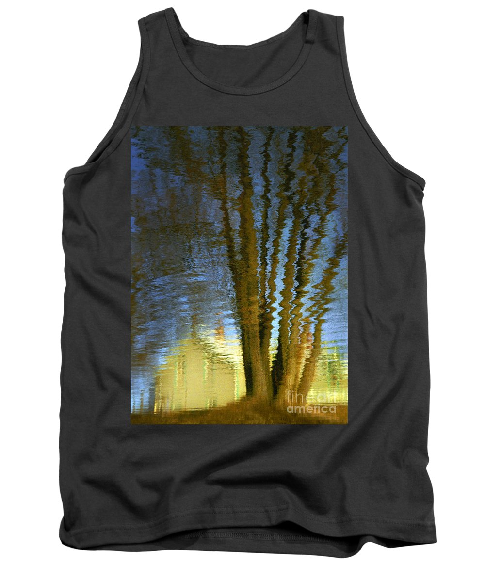 Reflections Tank Top featuring the photograph Ripples by Robert Marleau