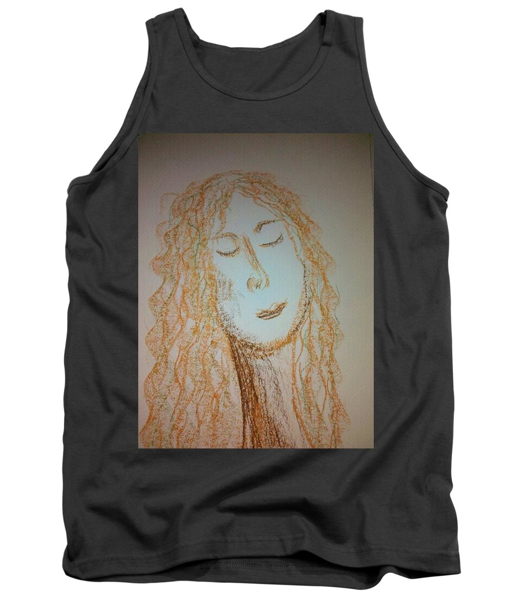 Woman Tank Top featuring the photograph Art Therapy 99 by Michele Monk