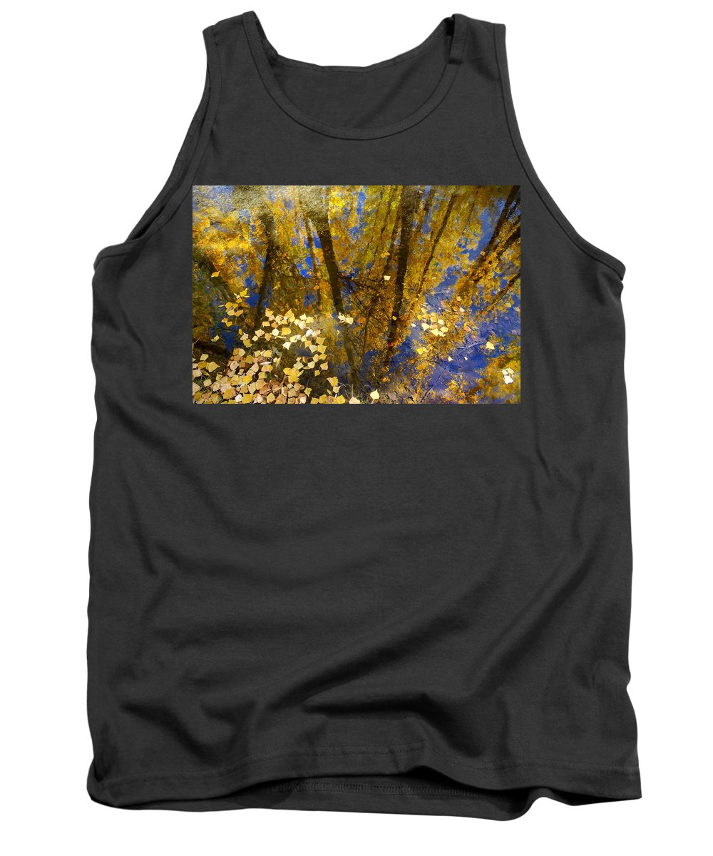 River Tank Top featuring the photograph Fall Dreams by Guido Montanes Castillo