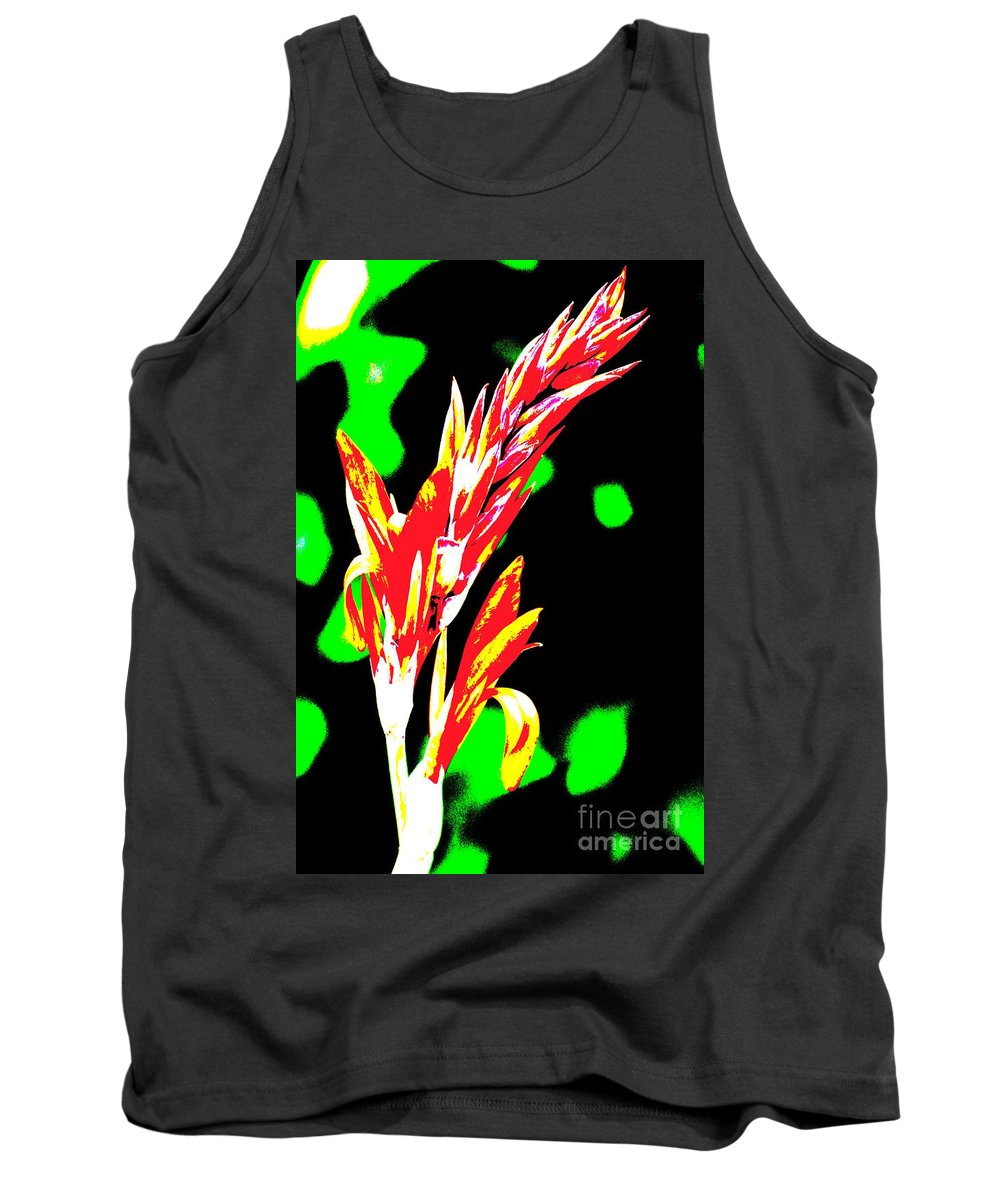 Flowers Tank Top featuring the photograph Flower by Jeffery L Bowers