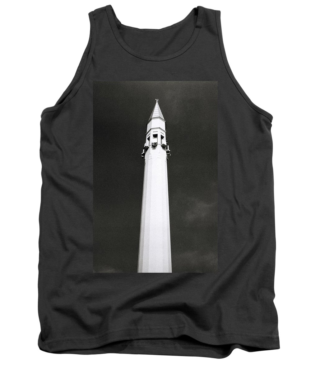 Chiaroscuro Tank Top featuring the photograph Inspiration by Shaun Higson