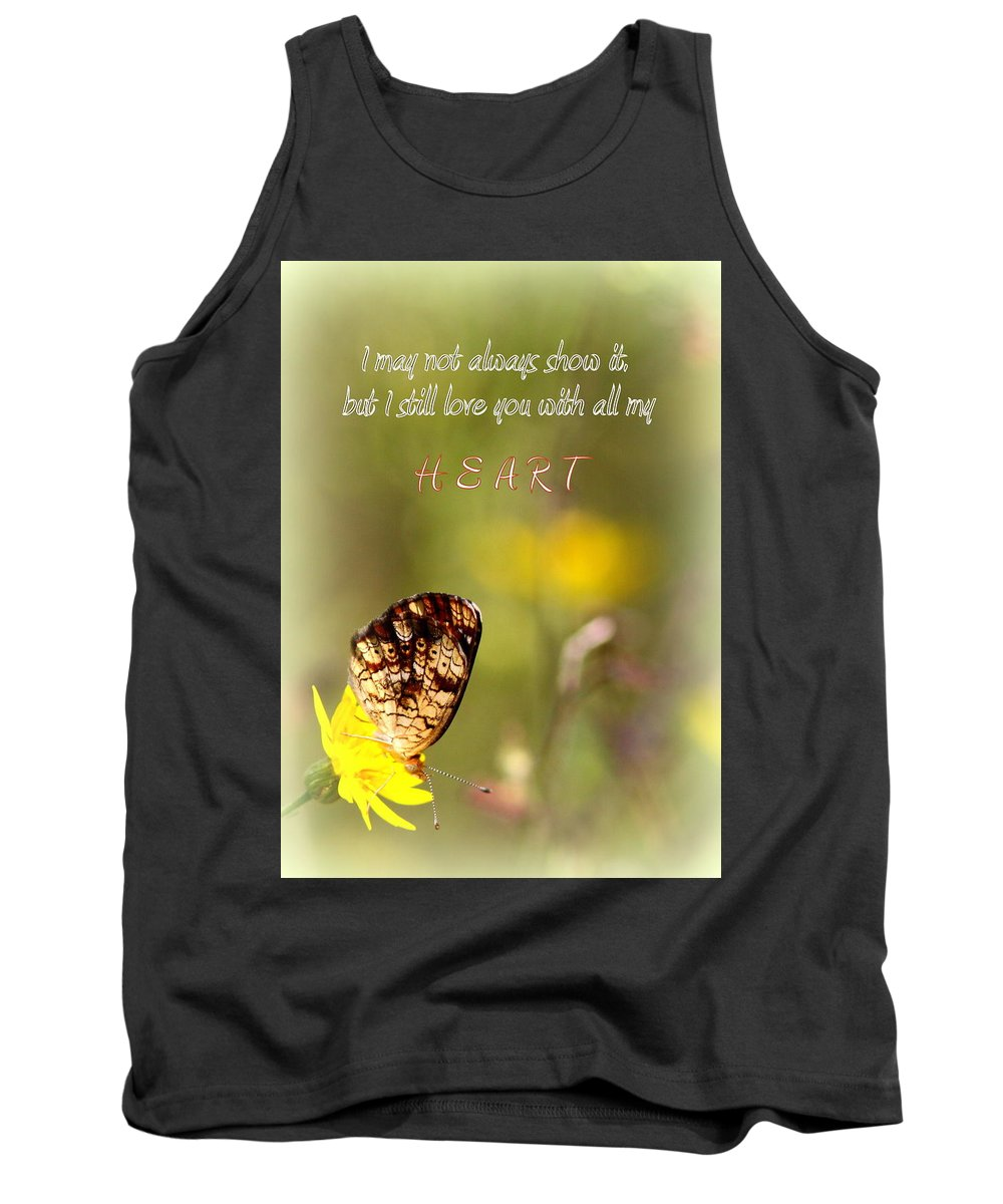 Love Tank Top featuring the photograph Love by Travis Truelove