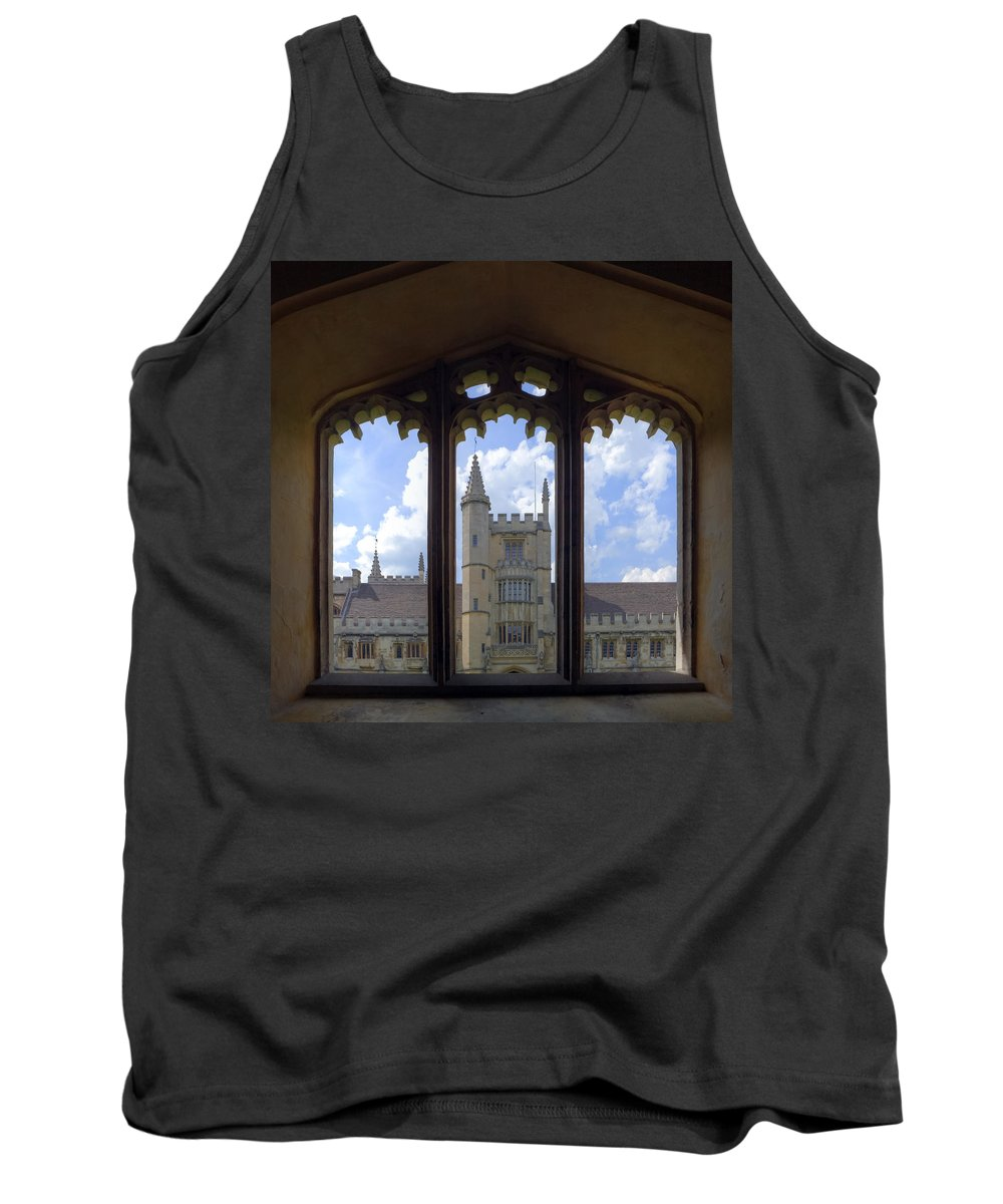 Magdalen College Tank Top featuring the photograph Oxford by Joana Kruse