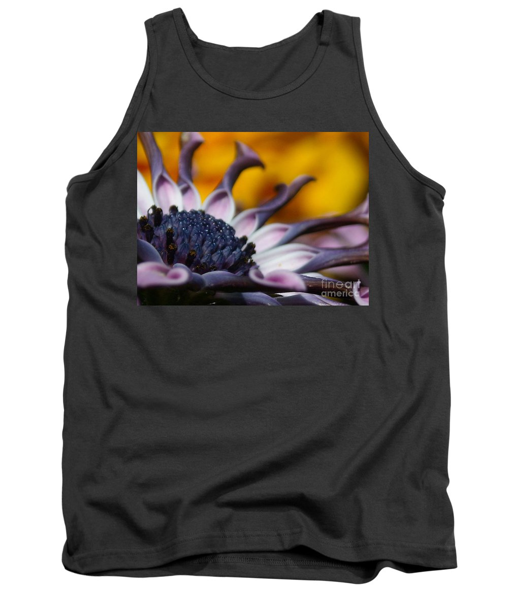 Flower Tank Top featuring the photograph Beautiful by Line Gagne