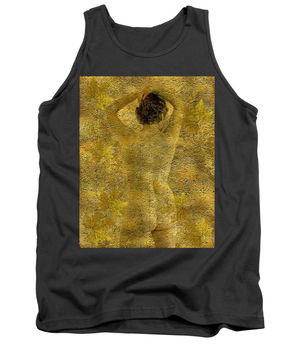 Nudes Tank Top featuring the photograph Jenni by Kurt Van Wagner