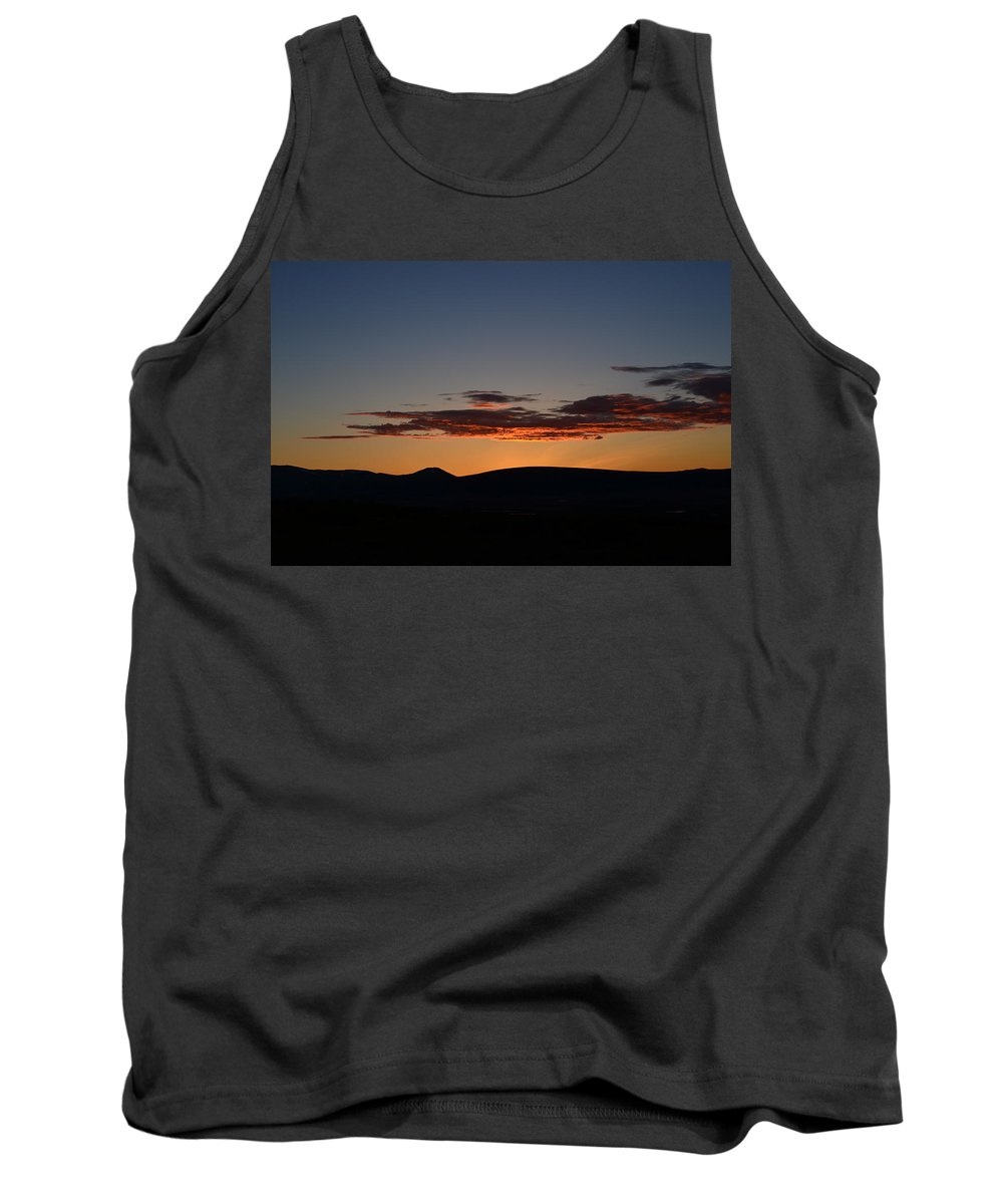 Solstice Tank Top featuring the photograph Solstice by James Petersen