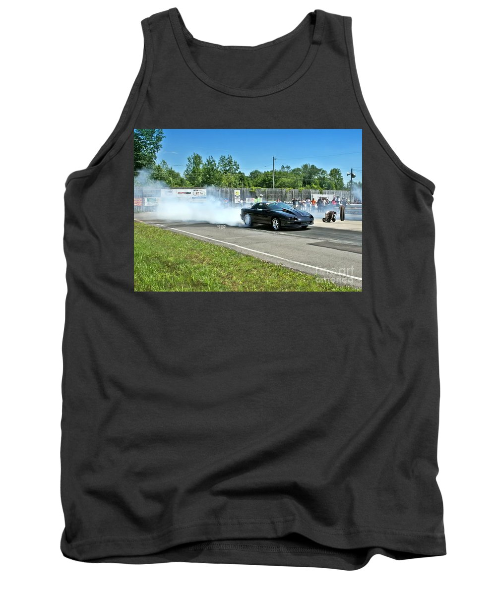 07-06-14 Tank Top featuring the photograph 2068 07-06-14 Esta Safety Park by Vicki Hopper