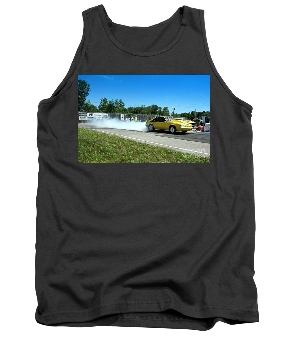 07-06-14 Tank Top featuring the photograph 2119 07-06-14 Esta Safety Park by Vicki Hopper