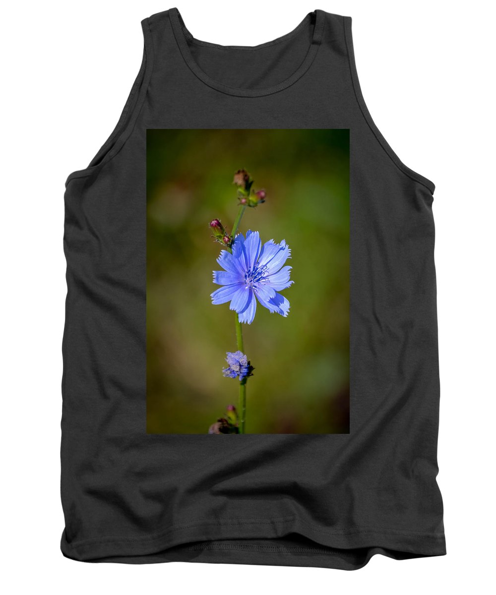 Flower Tank Top featuring the photograph Flower by Michael Brooks